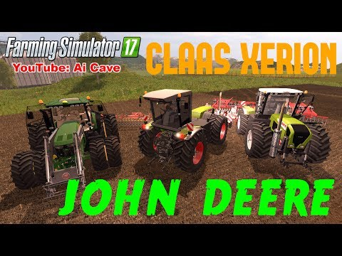 JohnDeere 6170R / 6210R v1.0.0.1