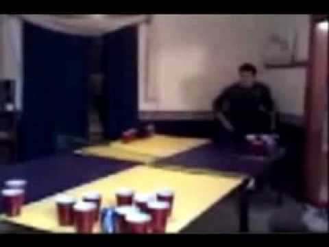 The Best Beer Pong Dunks Compilation