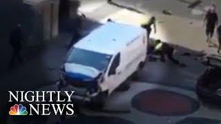 Barcelona Terror Attack: 13 Dead, Dozens Injured | NBC Nightly News