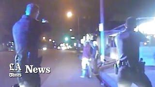 Vidéo choc. Des policiers américains abattent un homme innocent et non armé