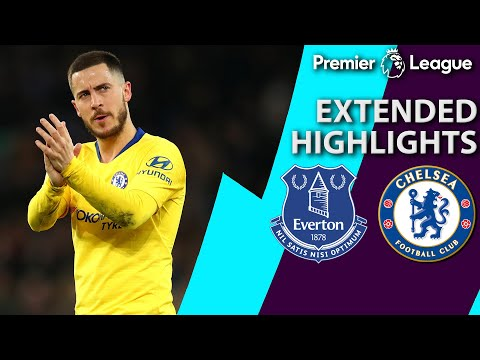 Everton v. Chelsea | PREMIER LEAGUE EXTENDED HIGHLIGHTS | 3/17/19 | NBC Sports