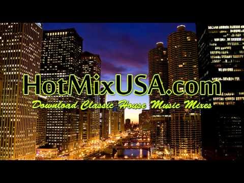 B96 – 1980's Classic Chicago House Music Mix 5 (Julian Perez)