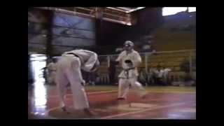Rodolfo Baez Renbukai kan Karate Nicaragua Bogu Kumite Renbukaikan Bogu Suke Karate-do -Full Contact Karate 錬武会館...