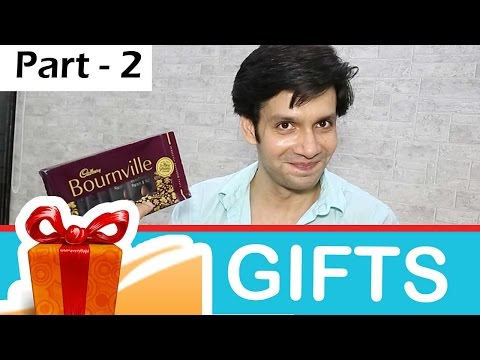 Bhuvnesh Mam's Gift Segment Part - 2