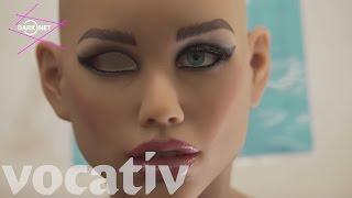 Секс-роботы с искусственным интеллектом