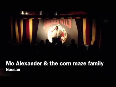 The stupid corn maze family