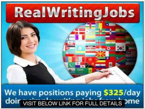 Work From Home Companies   Real Writing Jobs Review Guide