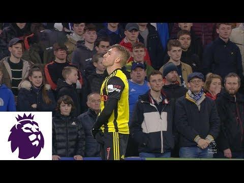 Video: Gerard Deulofeu's precise strike puts Watford ahead v. Cardiff City | Premier League | NBC Sports