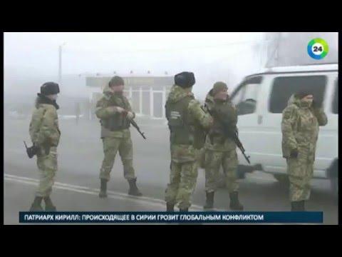 Россия отправила украинские фуры на родину