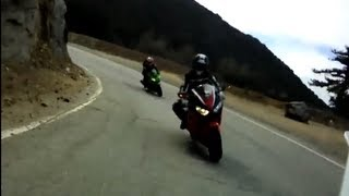 10. 2010 Literbike Shootout: RSV4 R vs S1000RR vs CBR1000RR vs ZX-10R