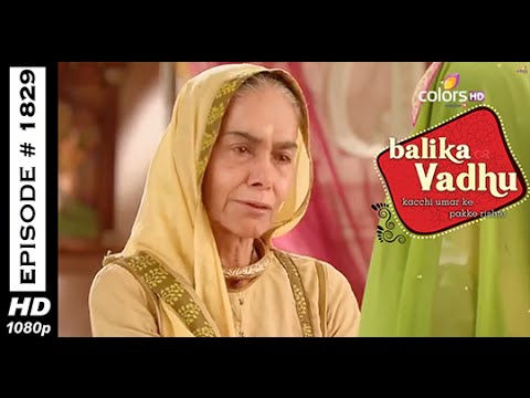 Balika Vadhu [Precap Promo] 720p 2nd March 2015