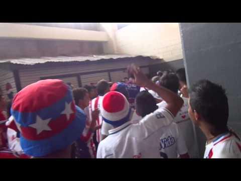 Voy a Dejarlo Todo - La Ultra Fiel - Club Deportivo Olimpia