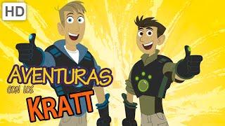 Aventuras con los Kratt  Compilación de 2 Horas 2 Episodios Completos en HD