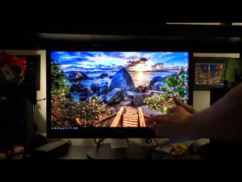 Philips 275P4VYKEB 5K (5120x2880) monitor review - By TotallydubbedHD