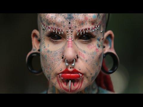 Женщина-демон