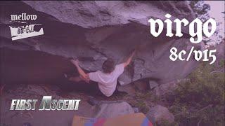 Uncut: Jimmy Webb - Virgo V15/8C First Ascent by mellow
