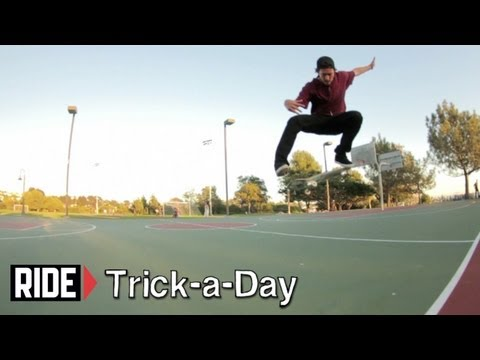 Durrant - Learn a new trick each and every day from top pros. You'll get step-by-step instructions on how to master every trick in skateboarding! Tune in seven days a ...
