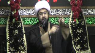 Night of 8th Safar 1436 by Molana Sajid Vakil