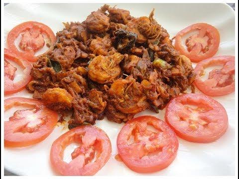 Chemmeen Masala (Prawn Masala Kerala Style)- chinnuz' I Love My Kerala Food