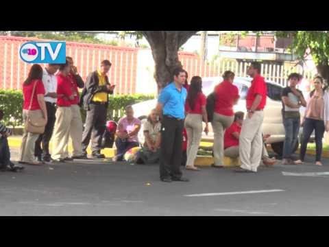 Centro comercial Metrocentro evacua al personal y cierra sus instalaciones