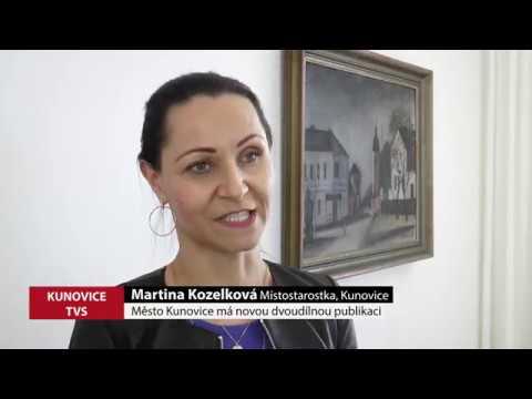 TVS: Kunovice - Publikace knihy