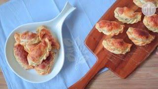 Empanadas à la pâte de coing