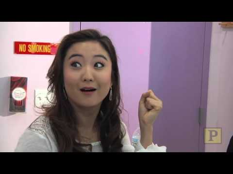 """Obsessed!"": The King and I's Ashley Park Talks Epic Fails, Then Hits Epic High Note"