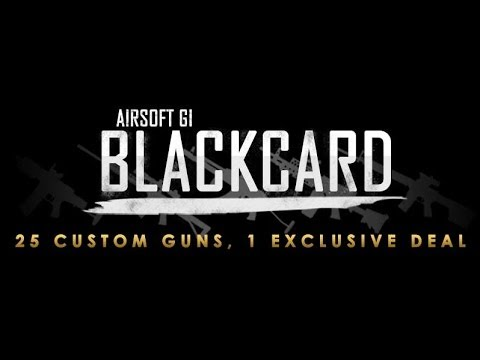 over - Enjoy the video? Follow the link to subscribe: http://www.youtube.com/subscription_center?add_user=airsoftgidotcom ◅◅◅ Black Card Customs : http://www.ai...