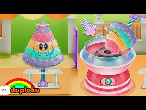 Game Permen Gula Gula Kapas Cotton Candy - Game Review Duploku