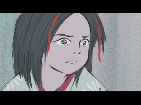 The Tale of Princess Kaguya - Trailer #1