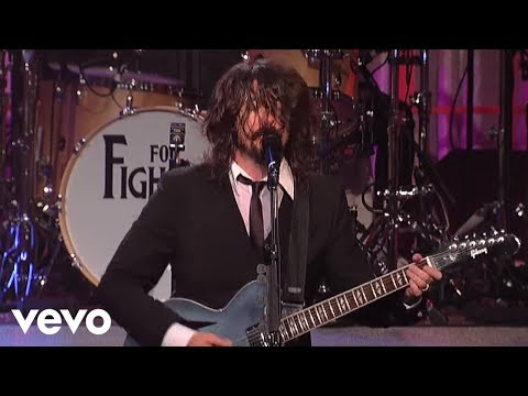 Learn To Fly (Live on Letterman)