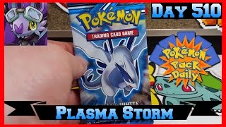 Pokemon Pack Daily Plasma Storm Booster Opening Day 510 - Featuring Timewoven by ThePokeCapital
