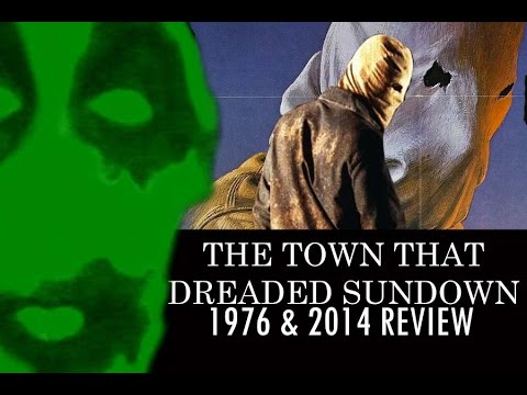 "Ghoulash- ""The Town that Dreaded Sundown"" (2014 & 1976) Review"