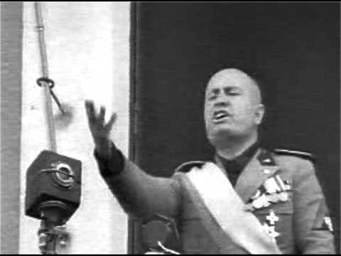 L'altra faccia della medaglia,Mussolini!!!