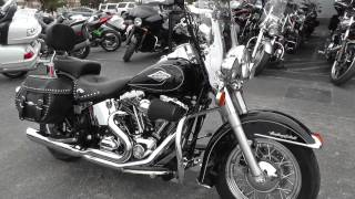 4. 050352 - 2009 Harley Davidson Heritage Softail Classic FLHTC - Used Motorcycle For Sale