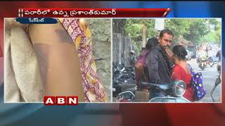 Sadist husband tortures pregnant wife for extra dowry | Hyderabad