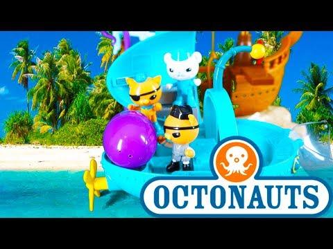 Octonauts Adventure Special - Episode 6 - The Lost Treasure - Full Episodes  - Cbeebies