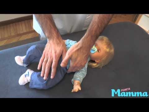 Come lenire le coliche del neonato