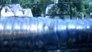 10. 2009 Kawasaki  260X Gas In Oil!!