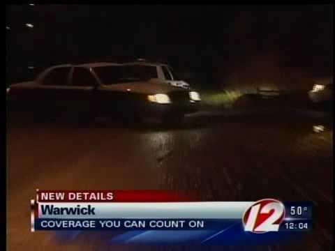 Police investigate shooting in Warwick
