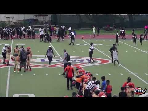 Lil Ty VS his old team Liberty City 10U