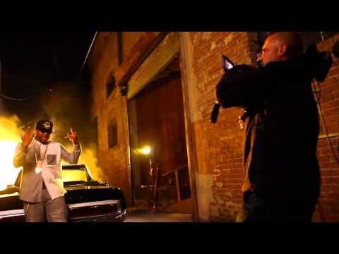 "Behind The Scenes: The-Dream ""Slow It Down"" ft. Fabolous"