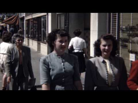 Fairfield & Suisun, California, 1946 (HD)