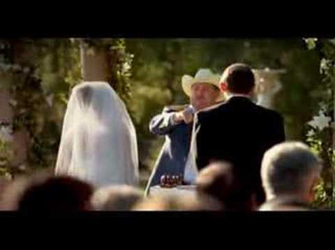 Super Bowl XLI BudLight Wedding Reception Commercial