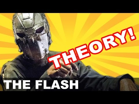 The Flash: Who Is The Man In The Iron Mask? THEORY