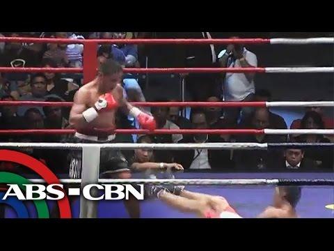Pinoy boxers win big at Pinoy Pride 27 in Dubai