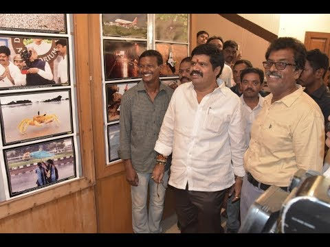 World Photography Day-19 Photo Exhibition Closing Ceremony by VPJA in Visakhapatnam,Vizag Vision..