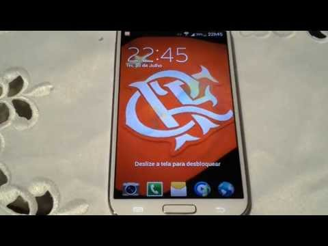 Video of Bandeira Flamengo 3D LiveWP