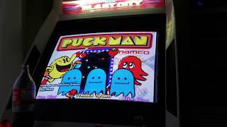 Pac-Man [Turbo] [pacmanf] (Arcade Emulated / M.A.M.E.) by JES