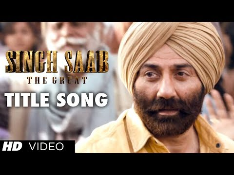 Video Singh Saab the Great Title Video Song | Sunny Deol | Latest Bollywood Movie 2013 download in MP3, 3GP, MP4, WEBM, AVI, FLV January 2017